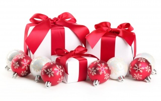 Christmas presents wallpapers and stock photos