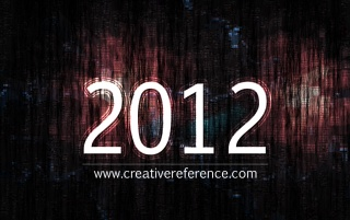 New Year 2012 wallpapers and stock photos