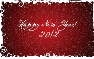 Happy New Year 2012 wallpapers and stock photos