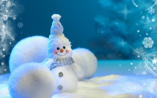 Happy snowman wallpapers and stock photos