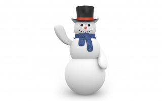 Simple snowman wallpapers and stock photos