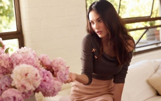 Megan Fox hermosa wallpapers and stock photos