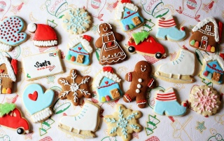 Christmas sweet ornaments wallpapers and stock photos