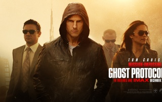 Random: Mission Impossible: Ghost Protocol Team
