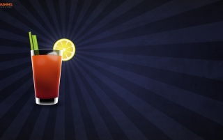 Random: Bloody Mary cocktail