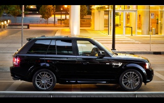 Stromen Range Rover Sport Side wallpapers and stock photos
