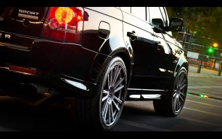 Stromen Range Rover Sport Section wallpapers and stock photos