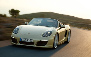2013 Porsche Boxter S wallpapers and stock photos