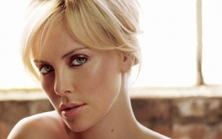 Charlize Closeup wallpapers and stock photos