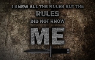 Rules Did Not Know Me wallpapers and stock photos
