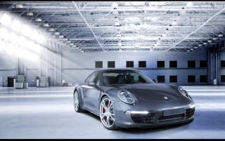 TechArt Porsche 911 Front wallpapers and stock photos