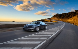 TechArt Porsche 911 Front Speed wallpapers and stock photos