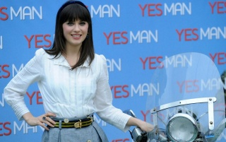 Zooey Deschanel Yes Man wallpapers and stock photos