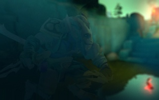 DOTA 2 Moonlight wallpapers and stock photos