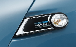 2012 Mini Bayswater Side Light wallpapers and stock photos
