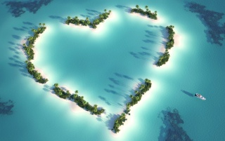 Love island wallpapers and stock photos
