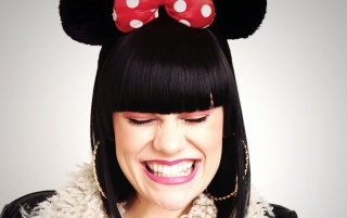 Jessie J Minnie wallpapers and stock photos