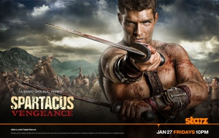 Spartacus: Vengeance wallpapers and stock photos