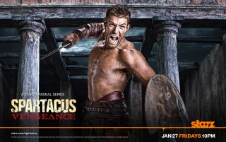 Liam McIntyre Spartacus wallpapers and stock photos