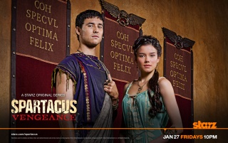 Spartacus Duo wallpapers and stock photos