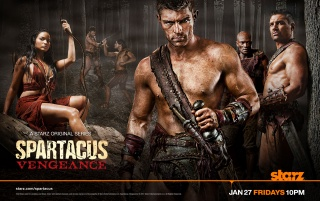 Spartacus Vengeance Gladiators wallpapers and stock photos