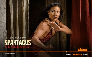 Spartacus: Vengeance - Mira wallpapers and stock photos