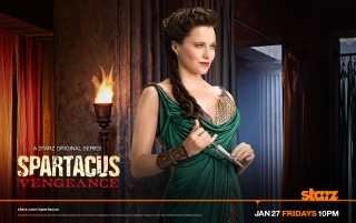 Spartacus: Vengeance - Lucretia wallpapers and stock photos