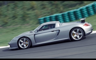Previous: Carrera GT speed