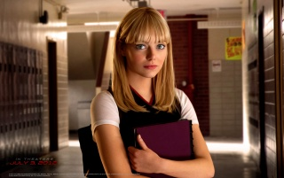 Previous: The Amazing Spider-Man Emma Stone
