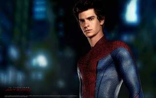 Random: The Amazing Spider-Man Andrew Garfield