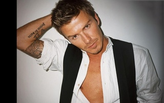Previous: David Beckham Fashion