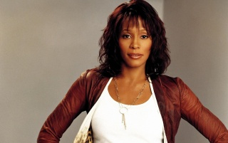 Whitney Houston wallpapers and stock photos