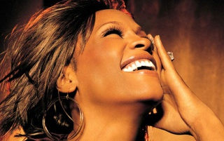 Whitney Houston Sonrisa wallpapers and stock photos