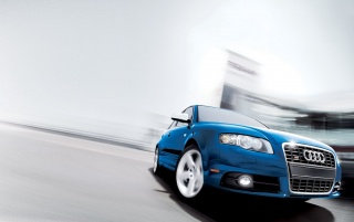 Audi S4 Sedan #3 wallpapers and stock photos