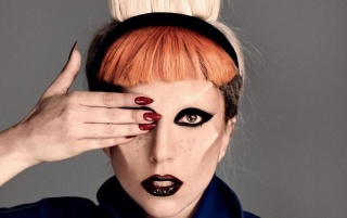 Redhead Gaga wallpapers and stock photos