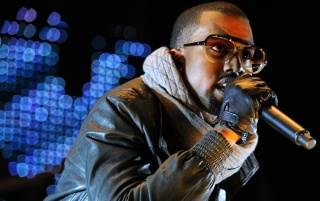 Concierto de Kanye West wallpapers and stock photos