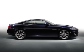 Jaguar XK Special Edition Coupe Side wallpapers and stock photos