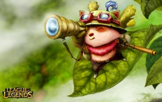 League of Legends Teemo wallpapers and stock photos