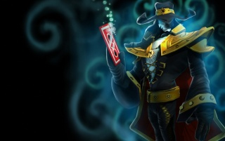 League of Legends Twisted Fate wallpapers and stock photos