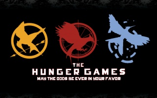 The Hunger Games Logos wallpapers and stock photos