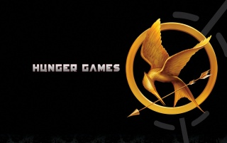 The Hunger Games Poster wallpapers and stock photos