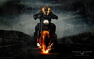 Ghost Rider Spirit of Vengeance wallpapers and stock photos