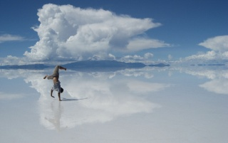 Reine Uyuni wallpapers and stock photos
