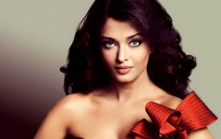 Aishwarya Rai Red Dress wallpapers and stock photos