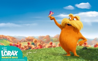 Dr. Seuss' The Lorax wallpapers and stock photos
