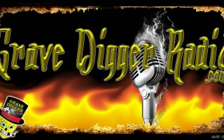 Radio Grave Digger ~ de foc Lake wallpapers and stock photos