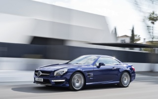 2013 Mercedes-Benz SL 65 AMG Moving wallpapers and stock photos