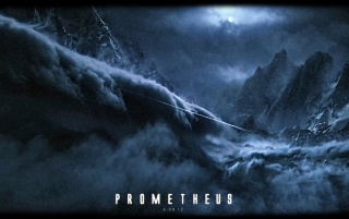 Prometheus Poster wallpapers and stock photos