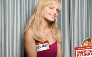 Heather American Reunion wallpapers and stock photos