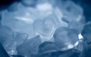 Crystal Heart wallpapers and stock photos